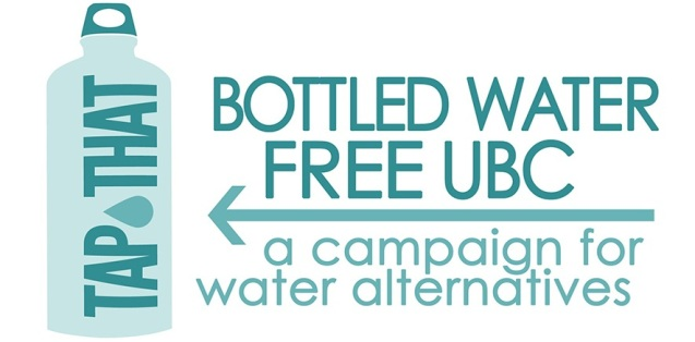 Tap That!: A campaign for bottled water alternatives at UBC